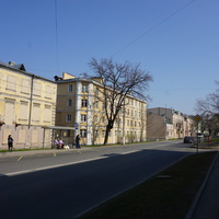Дворцовый проспект.