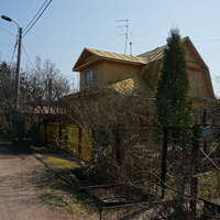 Переулок Боровой.