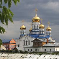 Собор Тихвинского монастыря