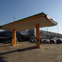 "Автозаправочная станция АВС! возле супермаркета ""Призма"""