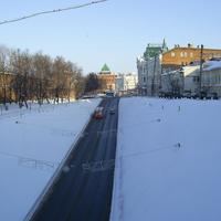 Н. Новгород - Ул. Пожарского - Съезд