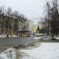 Н. Новгород - Улица Ошарская