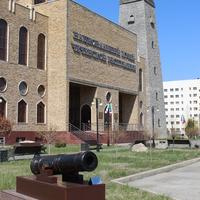 Национальный музей Чеченской Республики.