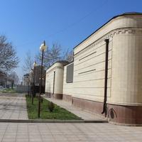 Государственная галерея имени А.Кадырова.