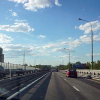 Мост на Липецкой, Элеваторная
