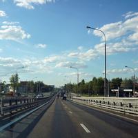 Развязка улиц Липецкой и Элеваторная, мост