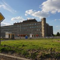 Бизнес-центр Комплект, бывшая обувная фабрика