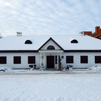Кобрин. Дом-музей А.В. Суворова