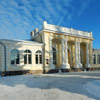 Кобрин. Здание бывшего кобринского банка