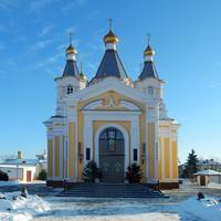 Кобрин. Кафедральный собор Александра Невского