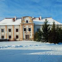 Кобрин. Спасский монастырь