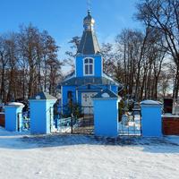 Кобрин. Церковь Георгия Победоносца