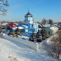 Кобрин. Церковь Николая Чудотворца