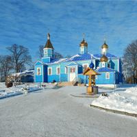Кобрин. Церковь Петра и Павла