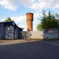 Водонапорная башня на бывшей Москворецкой плодовоовощной базе