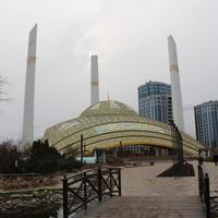 Мечеть имени Аймани Кадыровой.