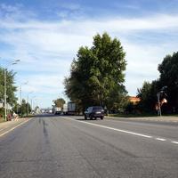 Улица Куйбышива / Рязанское шоссе