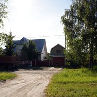 Частный дом на улице Пушкина
