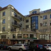 Переулок Поварской, 2