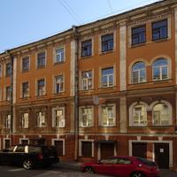 Переулок Поварской, 10