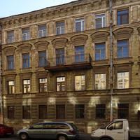 Переулок Поварской, 12