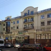 Переулок Поварской, дом № 2
