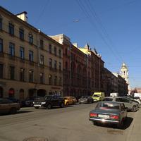 Улица Колокольная