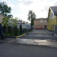 Служебное здание РЖД, станции Коломенская