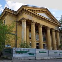 Здание Дворца Культуры Мосрыбокомбината