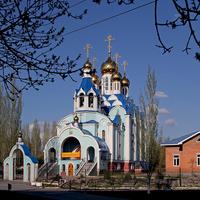 Церковь Собора Самарских Святых. Самара