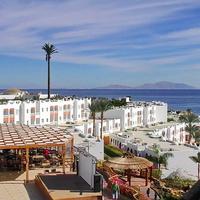 Шарм-эль-Шейх  Отель.Вид на остров.