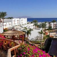 Шарм-эль-Шейх  Отель. Вид на море