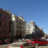 Улица Стремянная