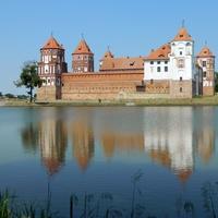 Мир. Замок Святополк-Мирских