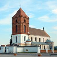 Мир. Костел св. Николая