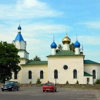 Мир. Церковь Троицы Живоначальной