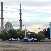 Шарм-эль-Шейх. .Мечеть Эль-Мустафа