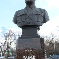 Мемориальный комплекс Славы имени А.А. Кадырова.