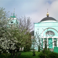 Троицкий храм в с.Коледино (1815-1822г.г.).Архитектор Жилярди