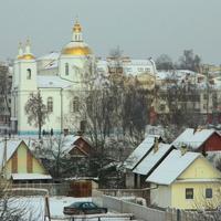 Полоцк. Богоявленский собор