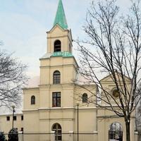 Полоцк. Костел Святого Андрея Боболи