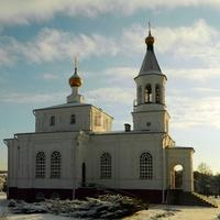 Полоцк. Покровская церковь
