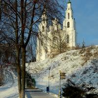 Полоцк. Софийский собор