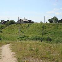 деревня Удор