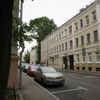 Пушкарёв переулок 20
