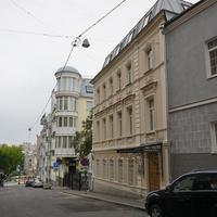 Пушкарёв переулок 7, административное здание