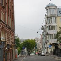 Пушкарёв переулок (дом по Большому Головину переулку, 2)