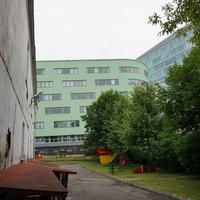 Школа № 2054 дошкольное отделение и БЦ «Миллениум Хаус»