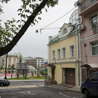 Перекрёсток Пушкарев переулок и Трубная улица