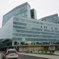 Офисный комплекс с жилыми секторами «Легенда Цветного»